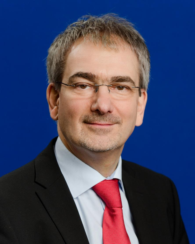 Peter Hamon, Stellv. Geschäftsführer