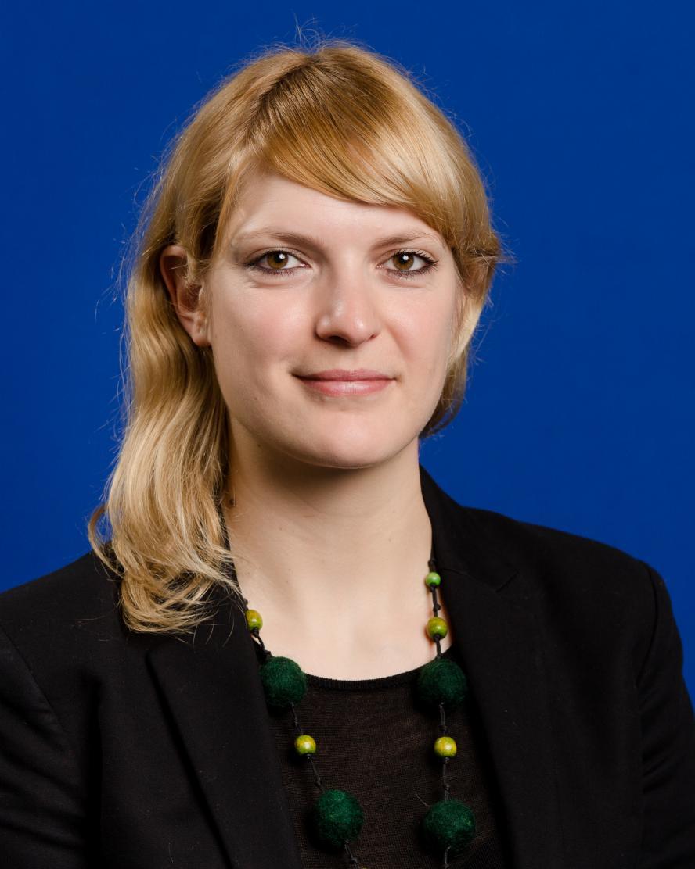 Frauke Janßen, Wissenschaftliche Mitarbeiterin