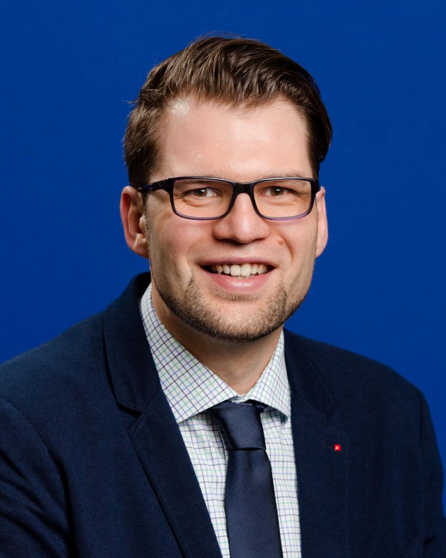 Christoph Mädge, Wissenschaftlicher Mitarbeiter