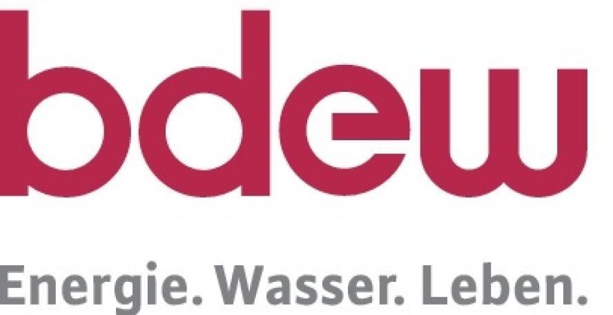 Logo: Bundesverband der Energie- und Wasserwirtschaft (BDEW)