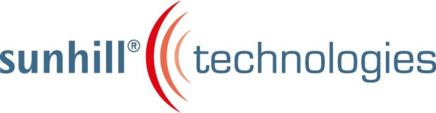 sunhill - Logo