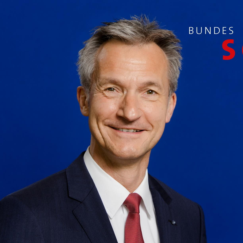 Frank Baranowski, Vorsitzender der Bundes-SGK